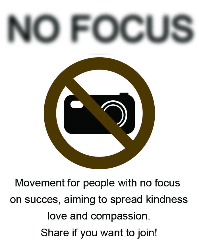 NO Focus